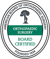 ABOS orthopedic surgery certified