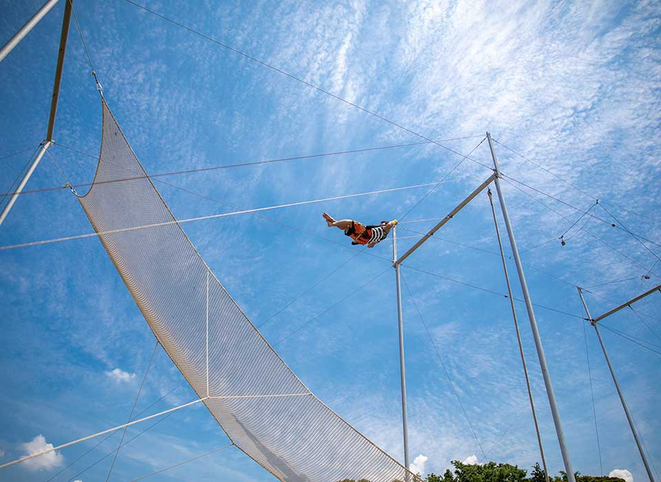 Back to Flying Trapeze