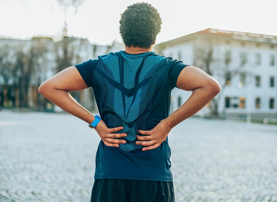 How to Tell the Difference  Between Hip and Lower Back Pain