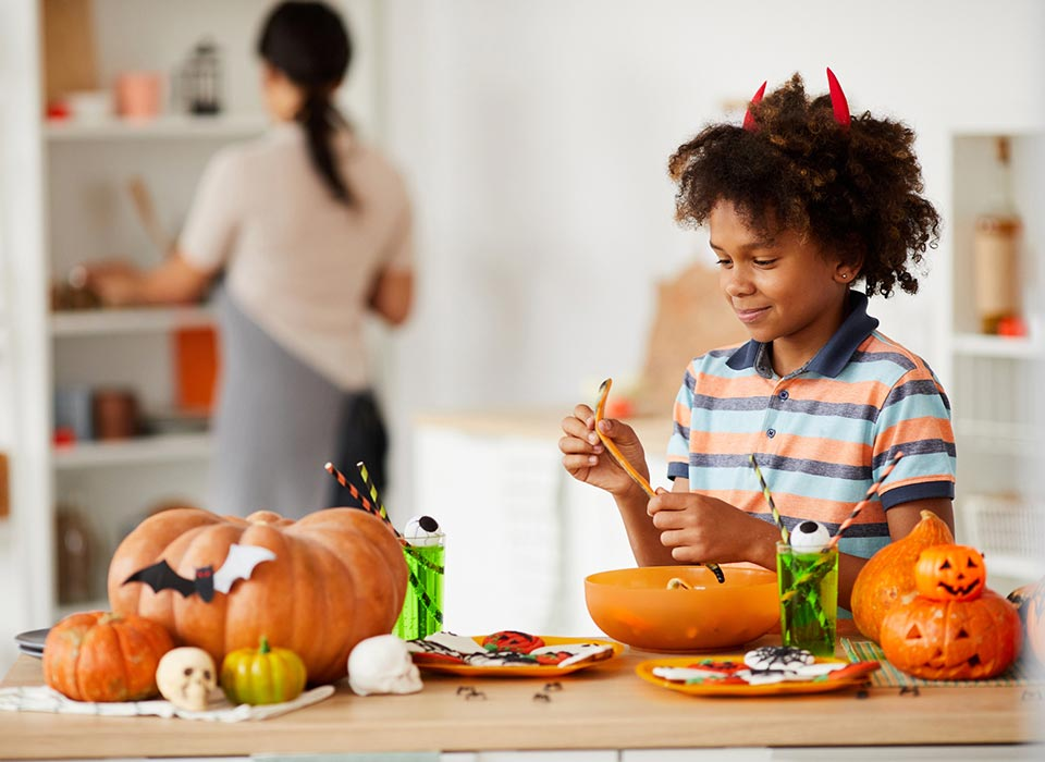 Frightful or Fun? Halloween Safety Tips