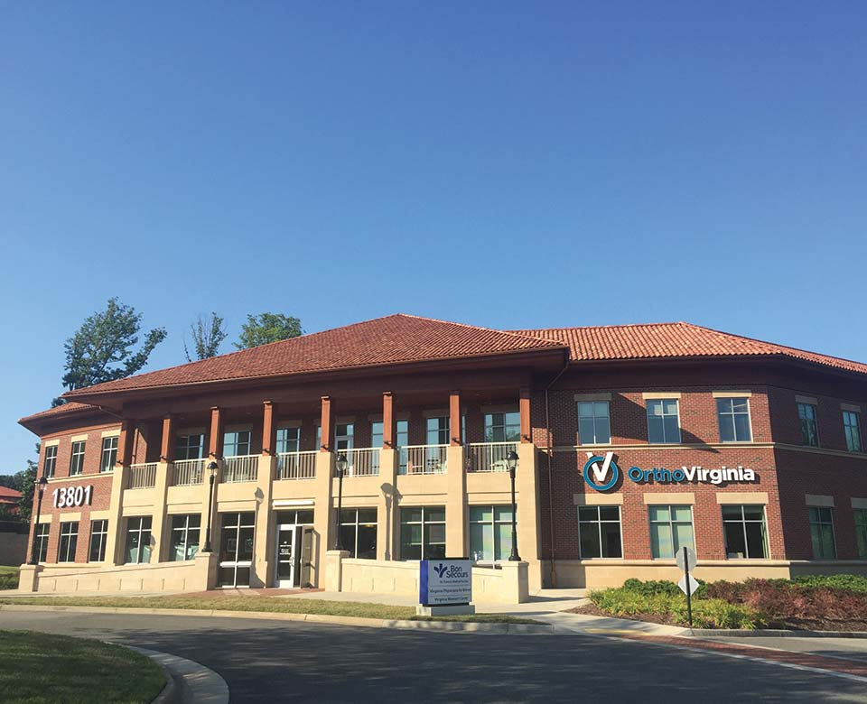 Orthovirginia St Francis Clinic And Therapy